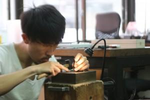 手作り結婚指輪K様 (3)