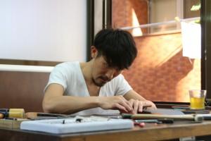 手作り結婚指輪K様 (5)