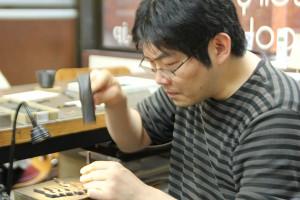 手作り結婚指輪M様 (3)