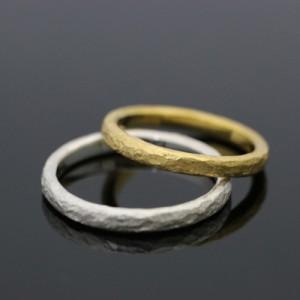 手作り結婚指輪 Boulder10